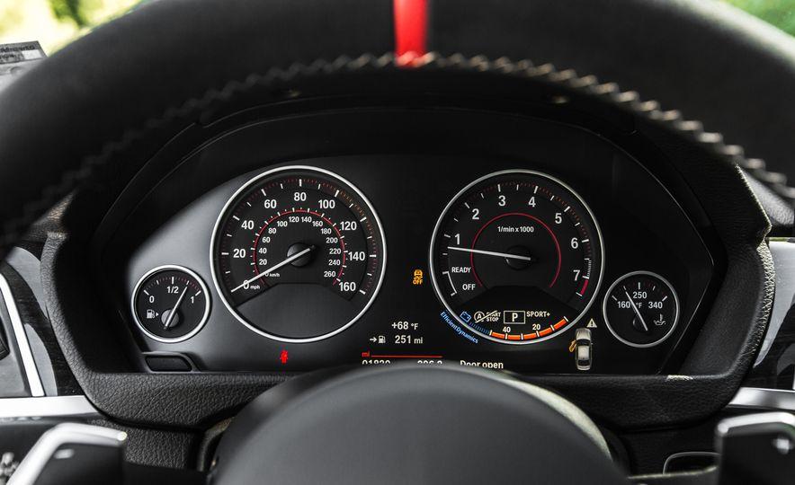 2016 BMW 328i M Sport - Slide 45