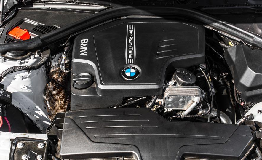 2016 BMW 328i M Sport - Slide 51