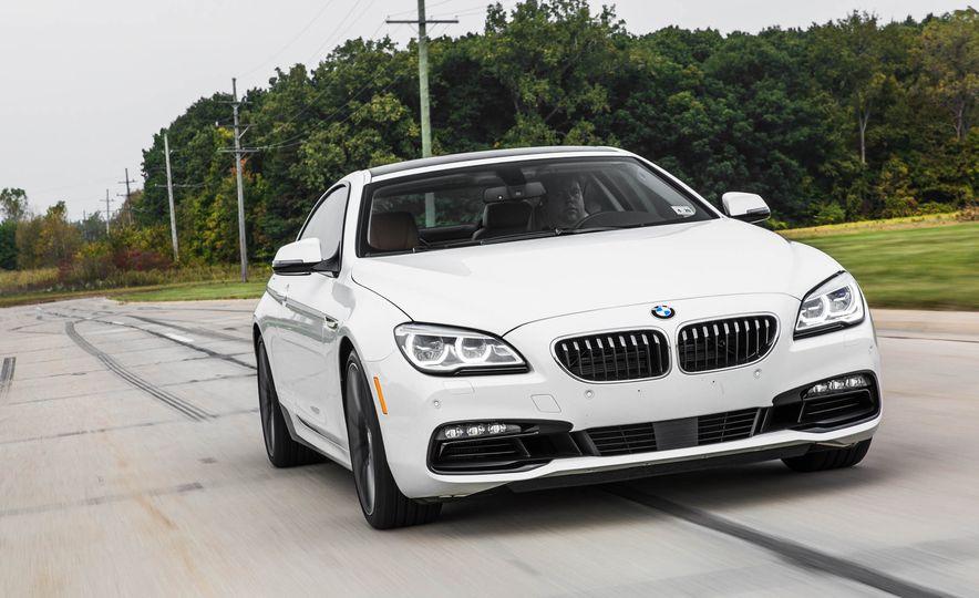 2016 BMW 650i coupe - Slide 3