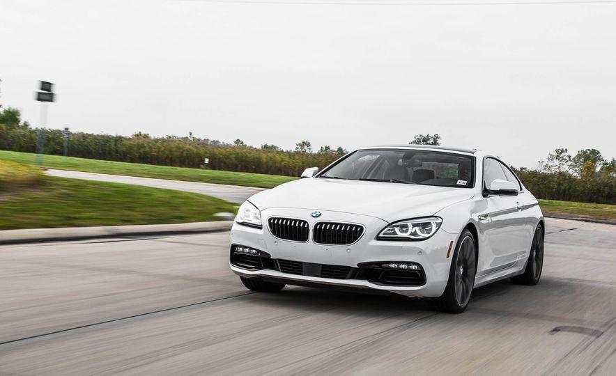 2016 BMW 650i coupe - Slide 4
