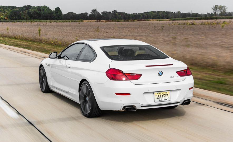 2016 BMW 650i coupe - Slide 8