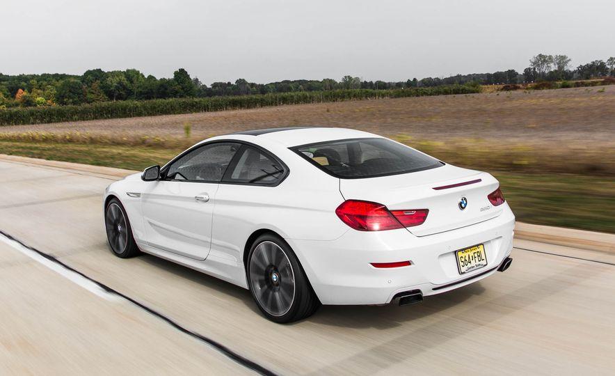 2016 BMW 650i coupe - Slide 9