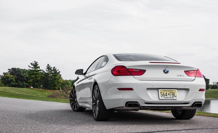 2016 BMW 650i coupe - Slide 17