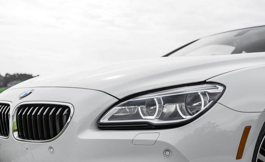 2016 BMW 650i coupe - Slide 18