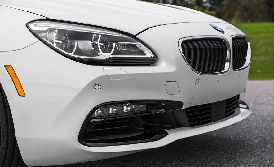 2016 BMW 650i coupe - Slide 20