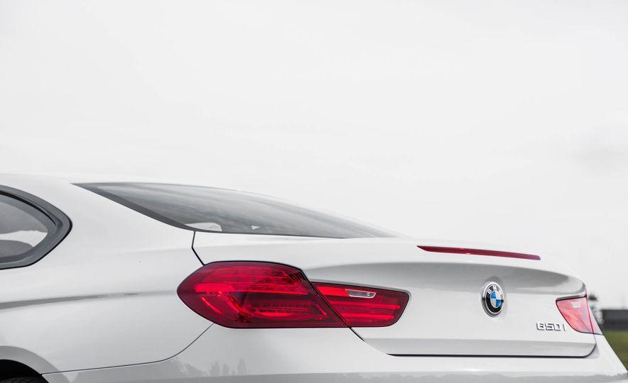 2016 BMW 650i coupe - Slide 24