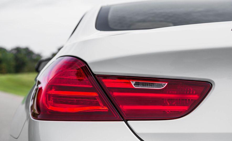 2016 BMW 650i coupe - Slide 25
