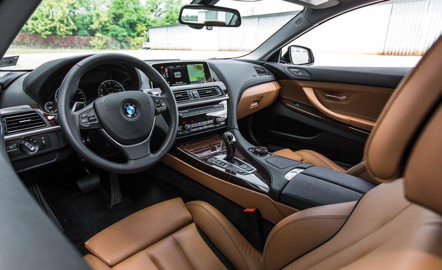 2016 BMW 650i coupe - Slide 27