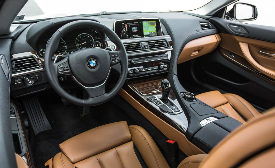 2016 BMW 650i coupe - Slide 28