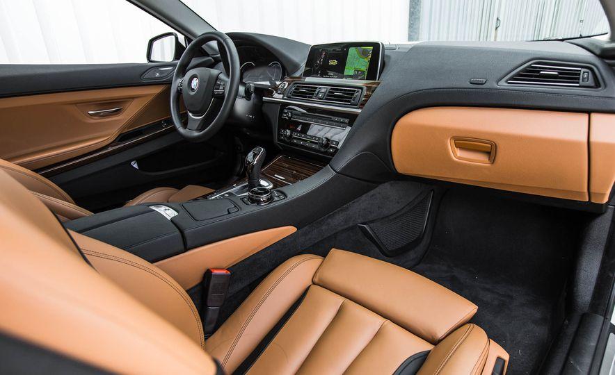 2016 BMW 650i coupe - Slide 30