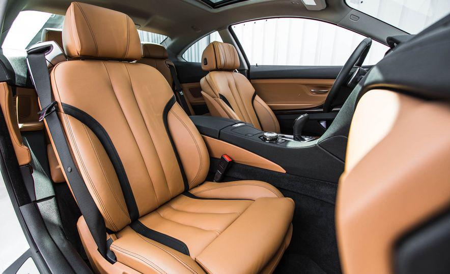 2016 BMW 650i coupe - Slide 33
