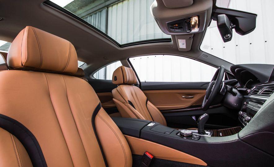 2016 BMW 650i coupe - Slide 34