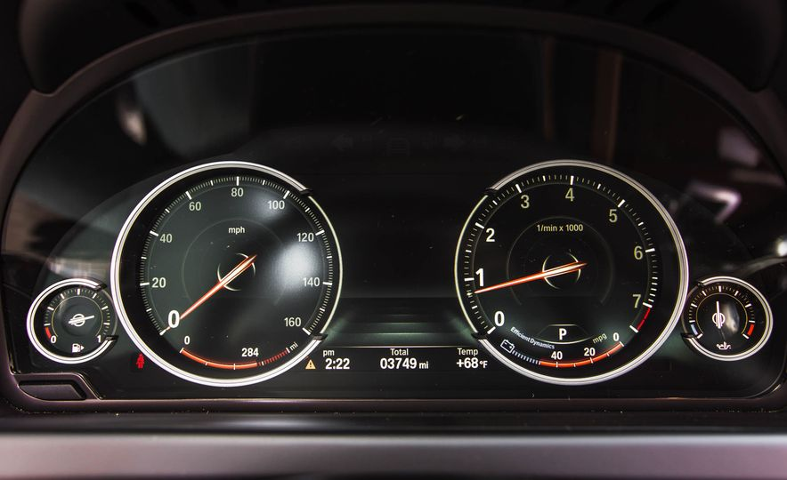 2016 BMW 650i coupe - Slide 37