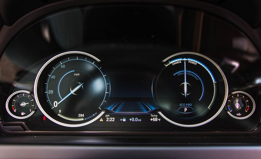 2016 BMW 650i coupe - Slide 40