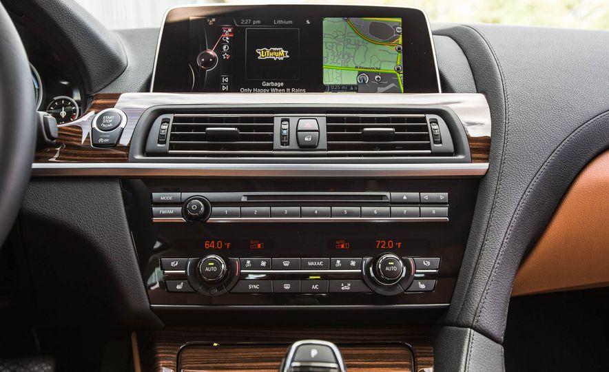 2016 BMW 650i coupe - Slide 41