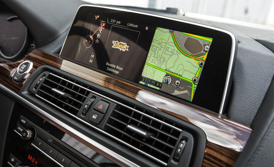 2016 BMW 650i coupe - Slide 42