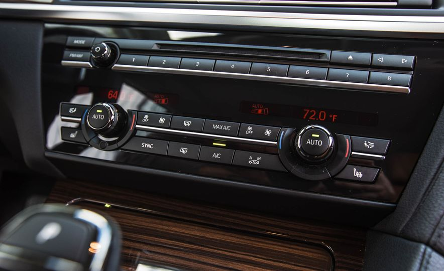 2016 BMW 650i coupe - Slide 43
