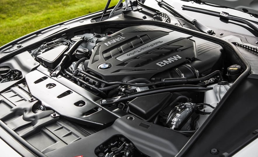 2016 BMW 650i coupe - Slide 48