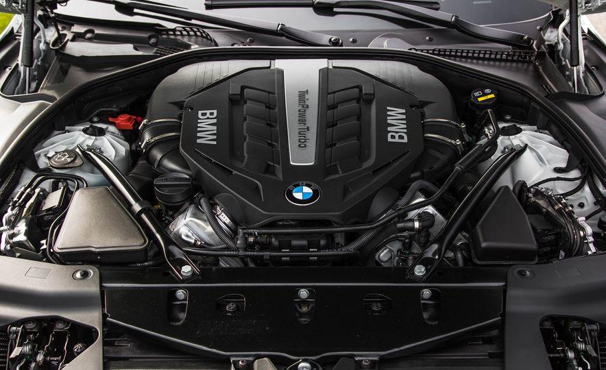 2016 BMW 650i coupe - Slide 49