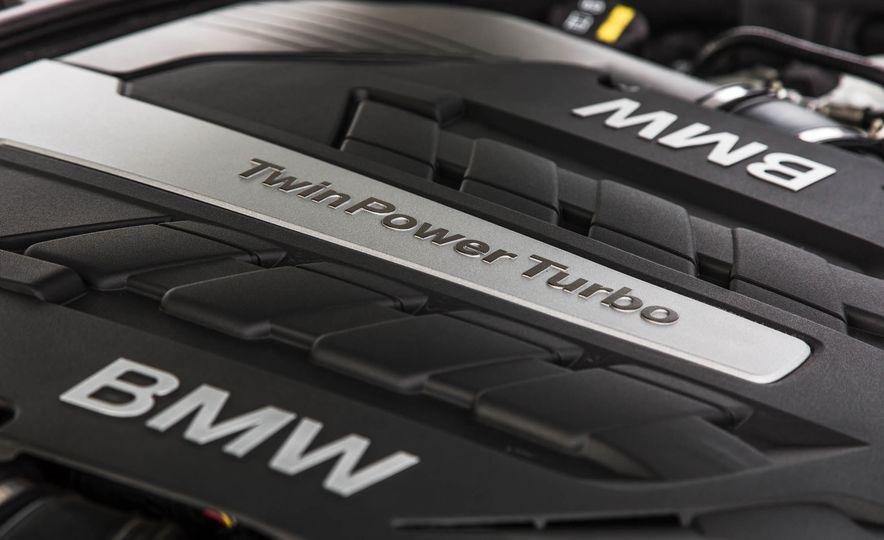 2016 BMW 650i coupe - Slide 50
