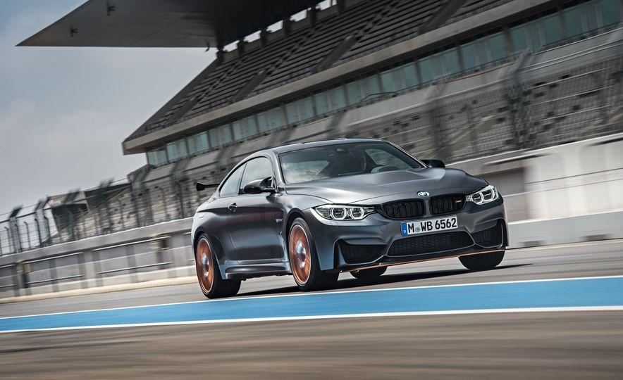 2016 BMW M4 GTS - Slide 1