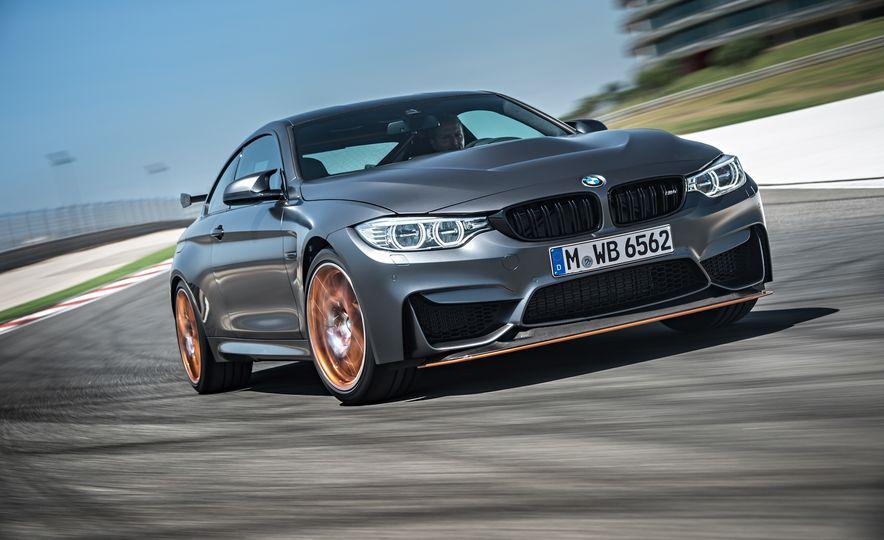 2016 BMW M4 GTS - Slide 3