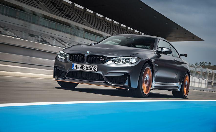 2016 BMW M4 GTS - Slide 6