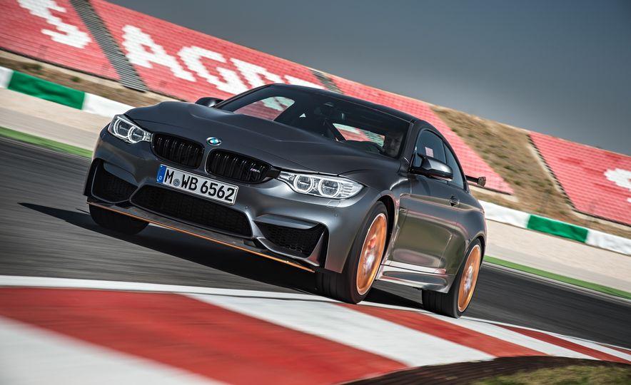 2016 BMW M4 GTS - Slide 7