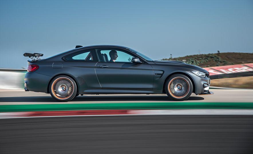 2016 BMW M4 GTS - Slide 13
