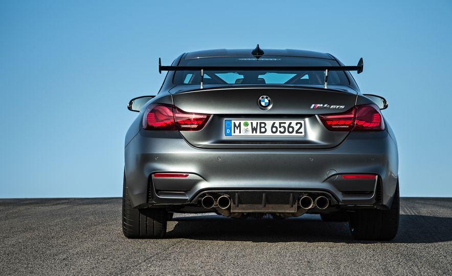 2016 BMW M4 GTS - Slide 22