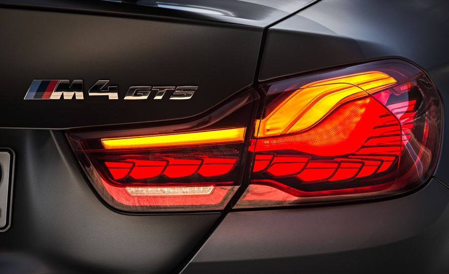 2016 BMW M4 GTS - Slide 36