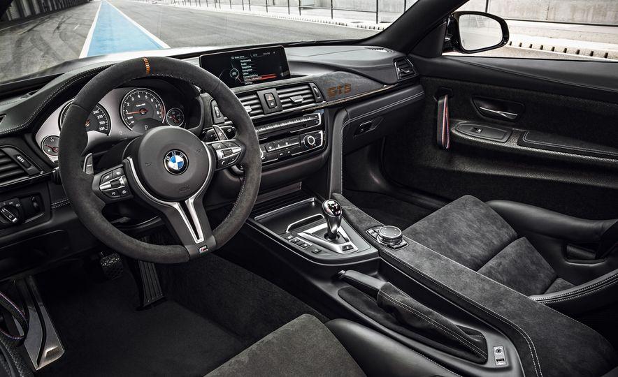 2016 BMW M4 GTS - Slide 38