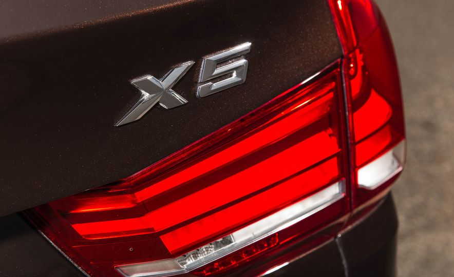 2016 BMW X5 xDrive40e - Slide 18