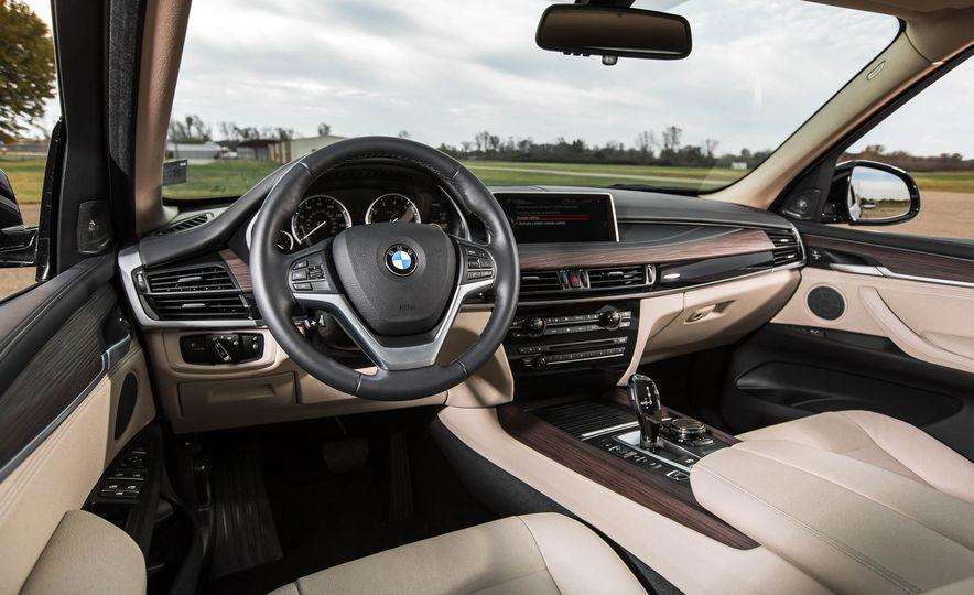 2016 BMW X5 xDrive40e - Slide 20