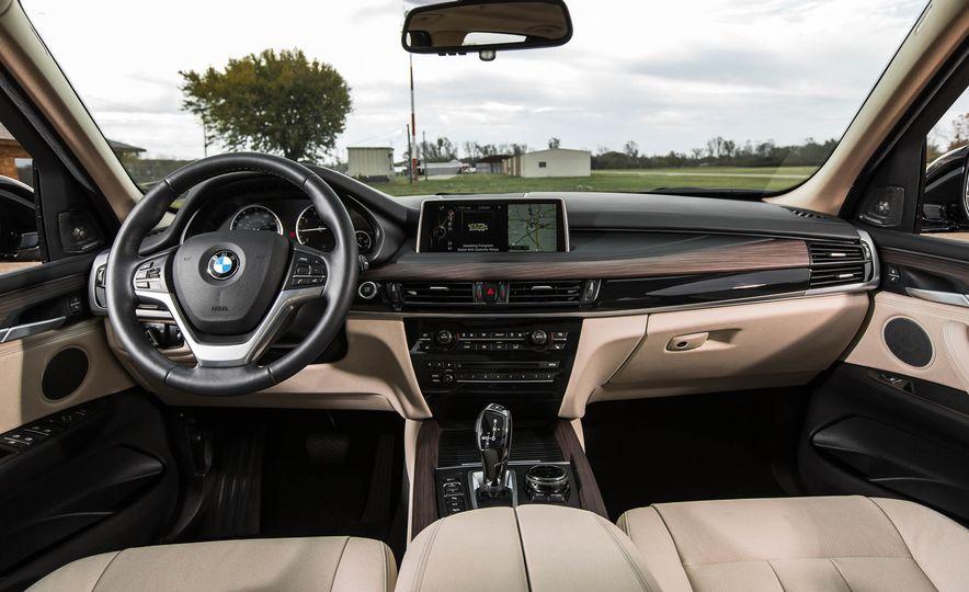 2016 BMW X5 xDrive40e - Slide 21