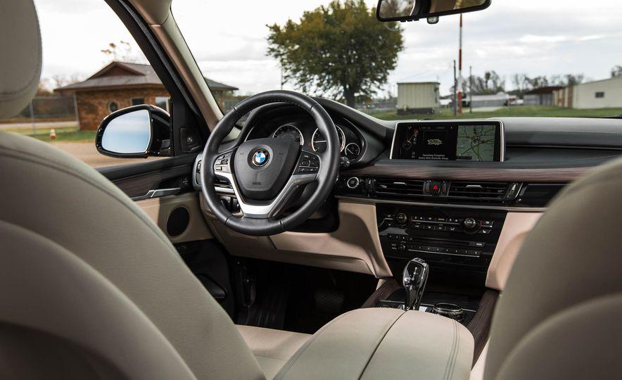 2016 BMW X5 xDrive40e - Slide 27