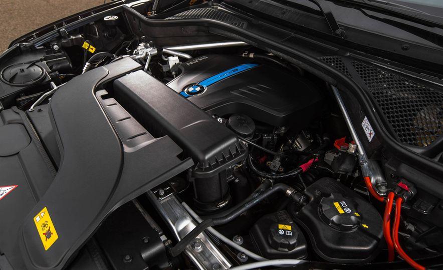 2016 BMW X5 xDrive40e - Slide 41