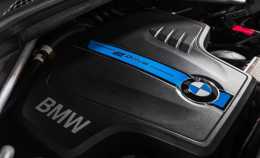 2016 BMW X5 xDrive40e - Slide 42