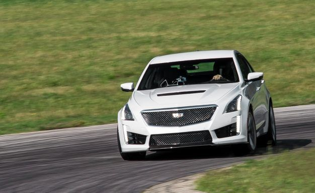 Now Free with Purchase of V! Cadillac Offers Performance Customers Track Instruction