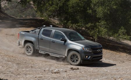 2016 Chevrolet Colorado Diesel – First Drive Review
