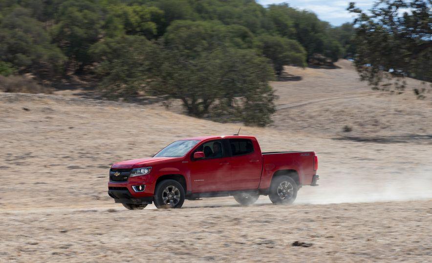 2016 Chevrolet Colorado Diesel - Slide 1