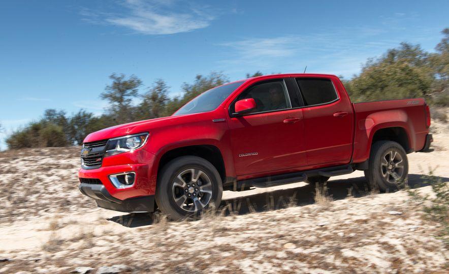 2016 Chevrolet Colorado Diesel - Slide 3