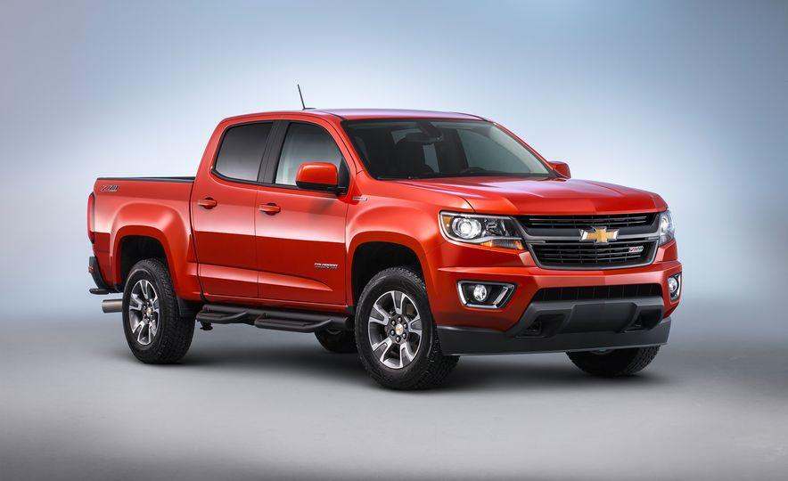 2016 Chevrolet Colorado Diesel - Slide 12