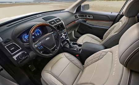 Ford Recalls 177,000 2016 F-150s and Explorers for Loose Seat Mounting