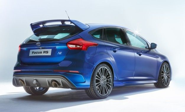 Better and Better: Ford Focus RS Output Revised Upward—Yes, Again