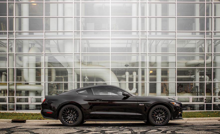 2016 Ford Mustang GT - Slide 97