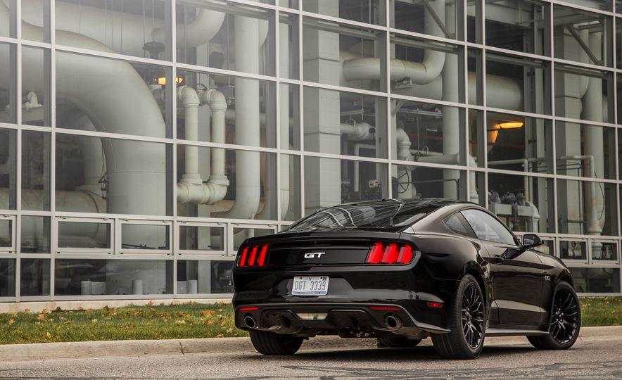 2016 Ford Mustang GT - Slide 98