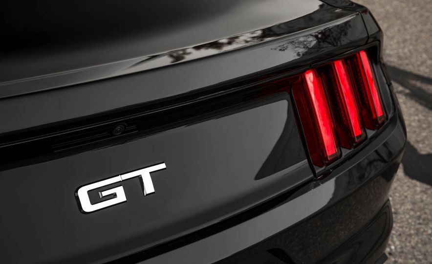 2016 Ford Mustang GT - Slide 109