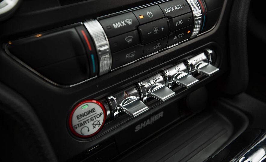 2016 Ford Mustang GT - Slide 127