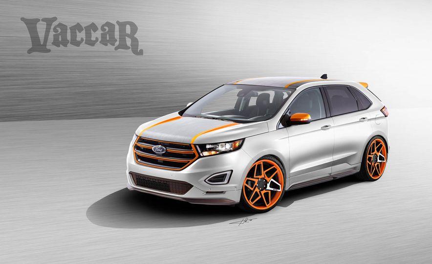 Ford Edge Tjin Edition concept - Slide 6